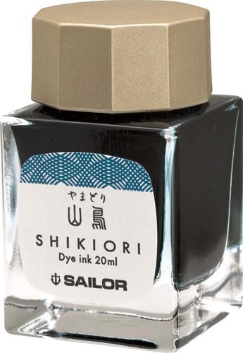 Sailor Shikiori Yama-Dori ink 20ml