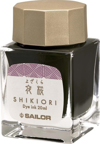 Sailor Shikiori Yozakura ink 20ml