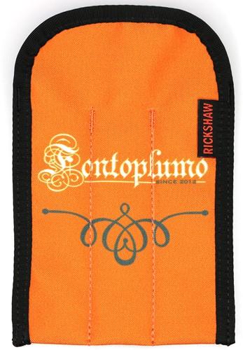 Rickshaw 3 pen sleeve coozy Fontoplumo edition