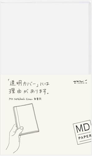 Midori B6 clear cover