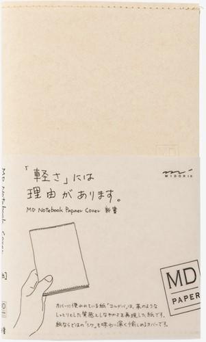 Midori B6 papieren cover