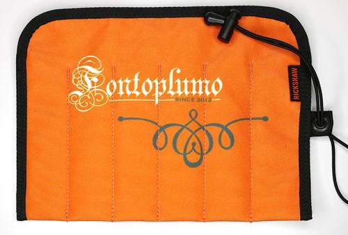 Rickshaw 6 pen handroll Fontoplumo edition