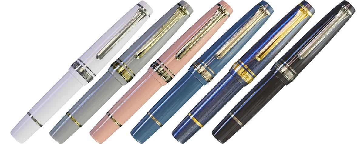 New Sailor Pro Gear Mini pens 'version 2'
