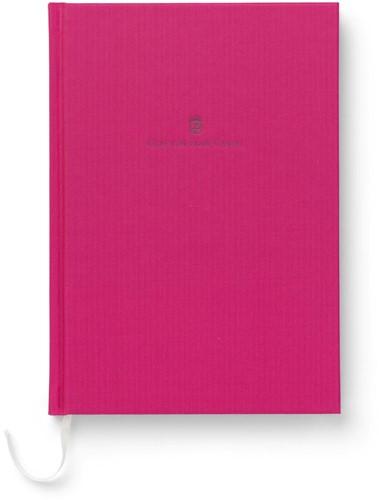Graf von Faber Castell A5 Notebook electric pink