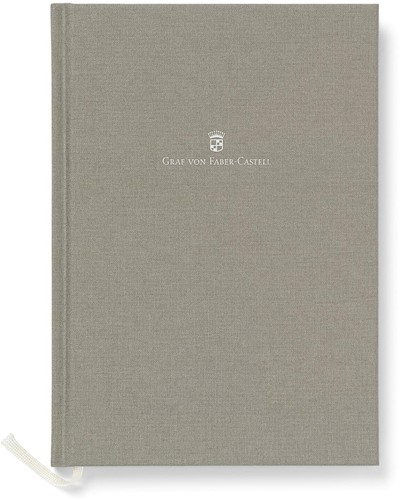 Graf von Faber Castell A5 Notebook grey