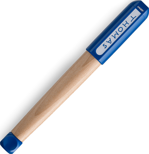 Lamy ABC blue fountain pen