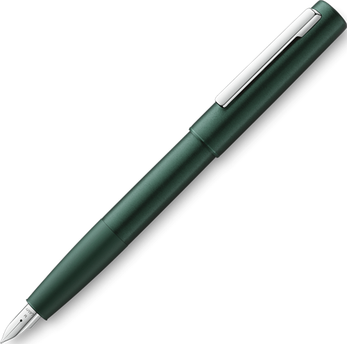 Lamy Aion fountain pen dark green - special edition 2021