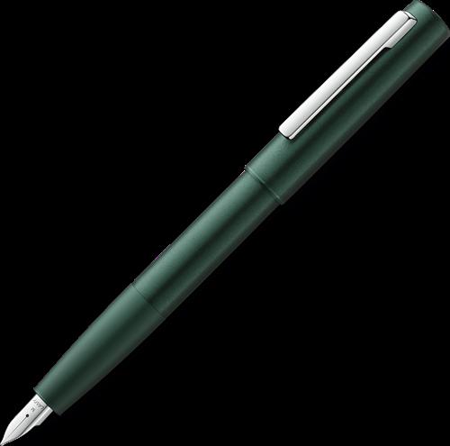 Lamy Aion vulpen donker groen - speciale editie 2021