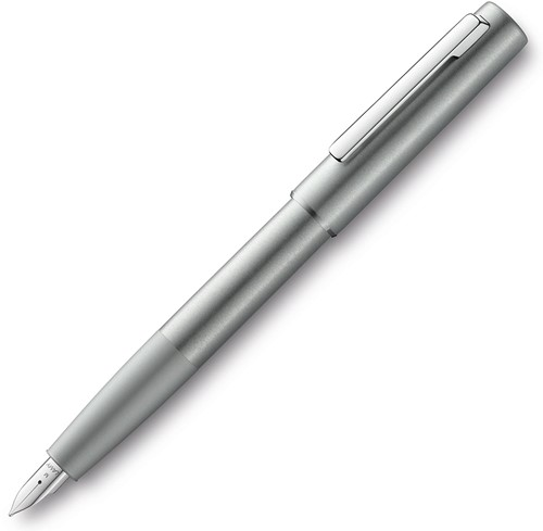 Lamy Aion fountain pen silver