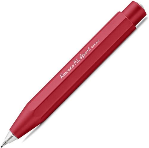Kaweco AL Sport diep rood mechanisch potlood 0.7mm