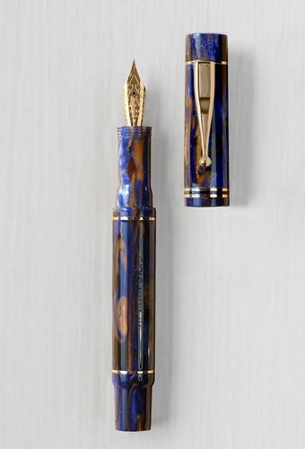 Gioia Alleria Crepuscolo fountain pen