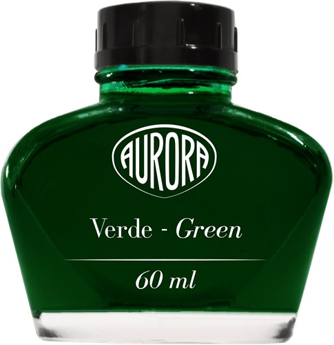Aurora Ink Green 55ml Special Edition