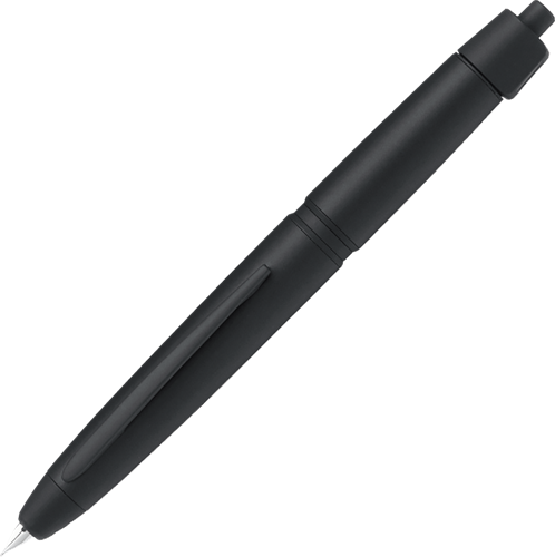 Pilot Capless LS Matt Black fountain pen