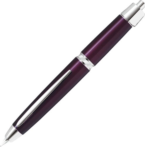Pilot Capless LS Purple fountain pen
