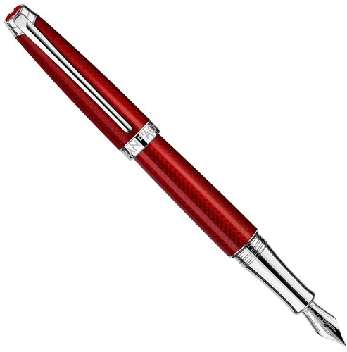 Caran d'Ache Leman Rouge Carmin fountain pen