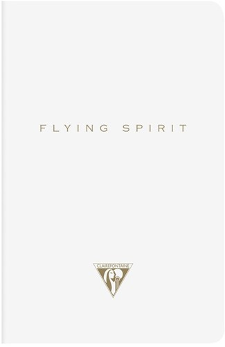 Clairefontaine Flying Spirit white 9x14cm