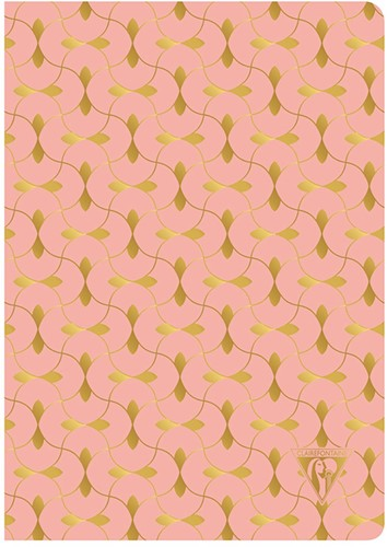 Clairefontaine Neo Deco Summer Coral A5