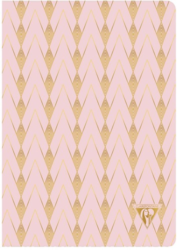 Clairefontaine Neo Deco Summer Powder Pink A5