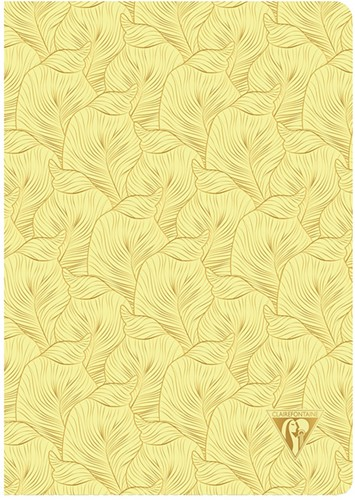 Clairefontaine Neo Deco Summer Tropical Yellow A5