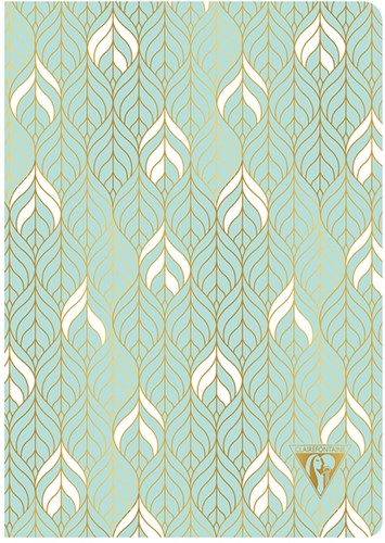 Clairefontaine Neo Deco Summer Water Green A5
