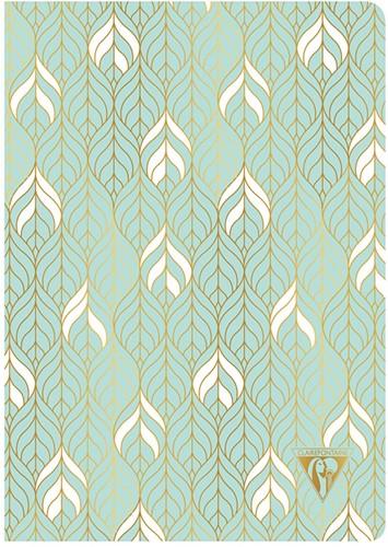Clairefontaine Neo Deco Summer Water Groen A5 notitieboekje