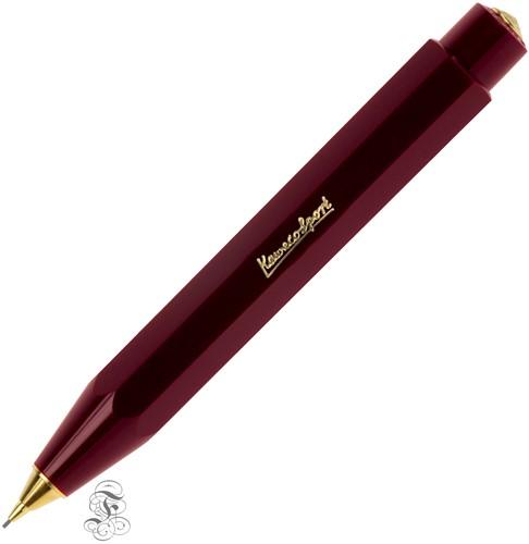 Kaweco Sport Classic mechanical pencil 0.7mm bordeaux