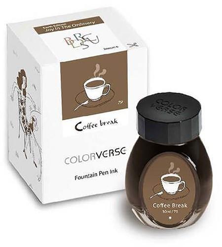 Colorverse Ink bottle Coffee Break 30ml