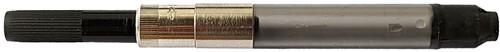 Parker converter for fountain pen
