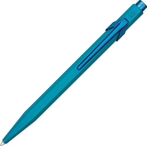 Caran d'Ache 849 Claim Your Style 3 Ice Blue ballpoint pen, special edition