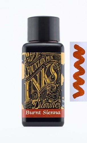 Diamine Burnt Sienna ink 30ml
