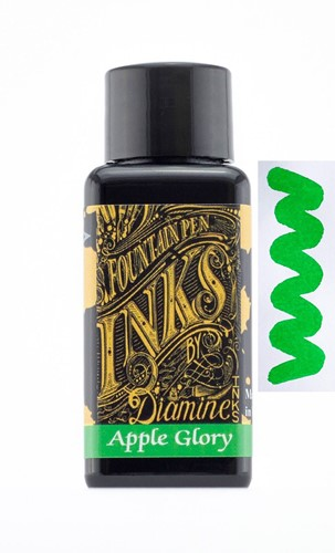 Diamine Apple Glory inkt 30ml