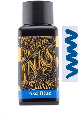 Diamine Asa Blue ink 30ml