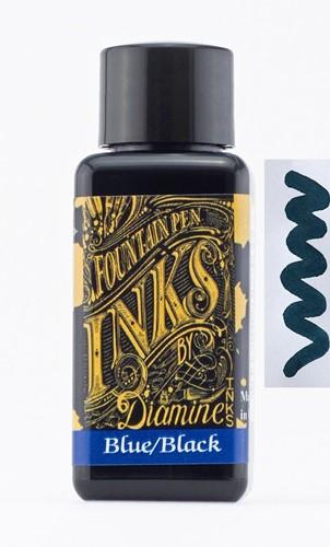Diamine Blue Black inkt 30ml