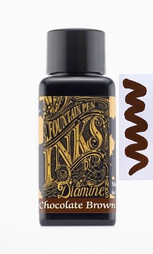 Diamine Chocolate Brown ink 30ml