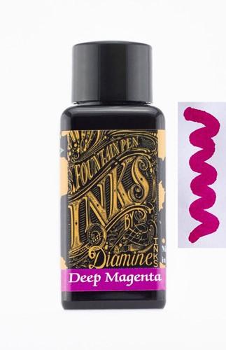 Diamine Deep Magenta inkt 30ml
