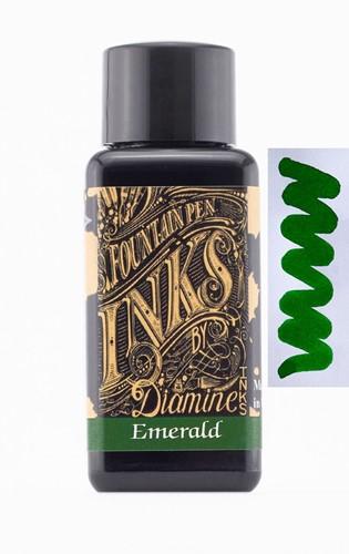 Diamine Emerald ink 30ml