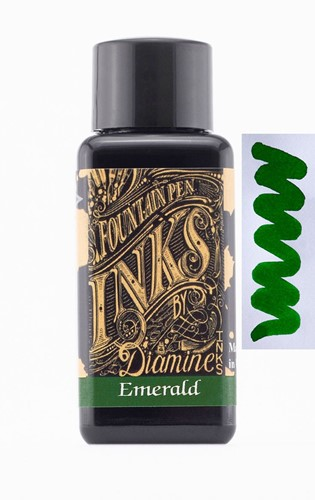 Diamine Emerald inkt 30ml