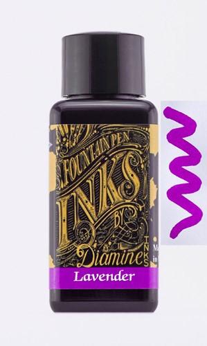 Diamine Lavender ink 30ml