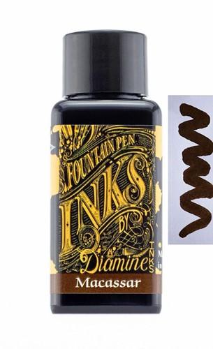 Diamine Macassar ink 30ml