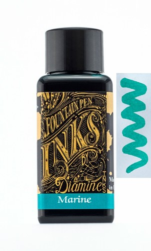 Diamine Marine ink 30ml