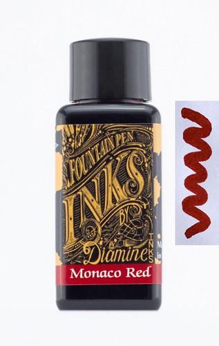 Diamine Monaco Red ink 30ml