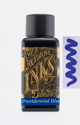 Diamine Presidential Blue ink 30ml