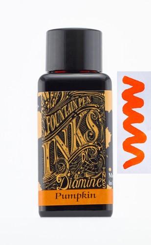 Diamine Pumpkin ink 30ml