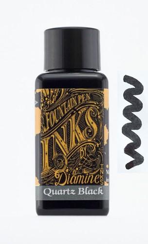 Diamine Quartz Black ink 30ml