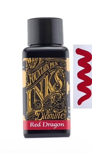 Diamine Red Dragon ink 30ml