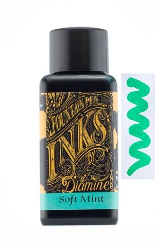 Diamine Soft Mint ink 30ml