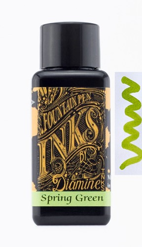 Diamine Spring Green ink 30ml