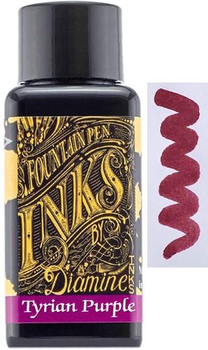 Diamine Tyrian Purple ink 30ml