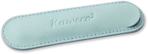 Kaweco Sport for 1 pen leather penpouch mint