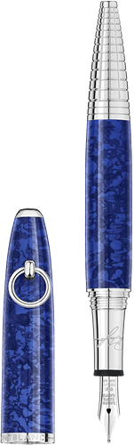 Montblanc Muses Elizabeth Taylor Special Edition fountain pen